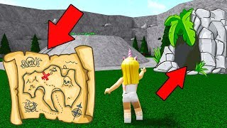 I Found A SECRET Treasure Map In Bloxburg - You Wont Believe What Happened Next... (Roblox)