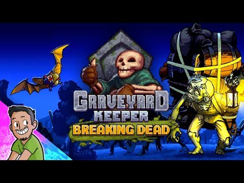 The Witch Hunter - Graveyard Keeper: Breaking Dead - #65