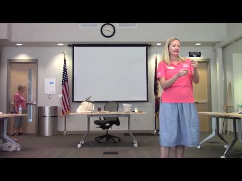 Master Gardeners Weeds Discussion