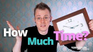 How much time should you spend on English?