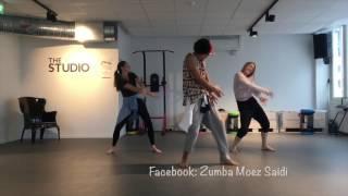 Tekno - Dance | Afro Zumba Fitness choreography by Moez Saidi