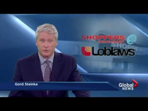 Loblaws buys Shoppers Drug Mart