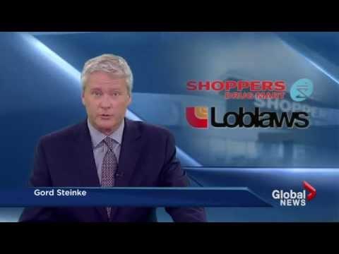 Loblaws buys Shoppers Drug Mart
