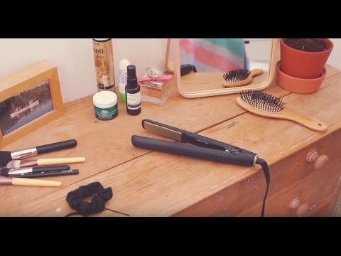 stop hair straighteners burning the furniture with sugru youtube. Black Bedroom Furniture Sets. Home Design Ideas