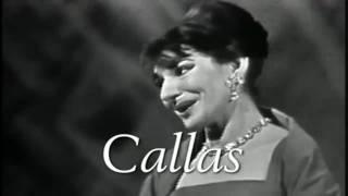 Maria Callas Biography 1977 Part 1