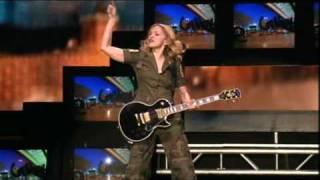 Madonna - Material Girl (Re-Invention Tour Lisbon HQ)