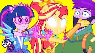 My Little Pony: Equestria Girls | Super Squad Goals | MLPEG Shorts | MLP: Equestria Girls