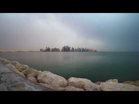 QATAR - North | Speedy roadtrip | explore Qatar | Doha city | The Pearl | Entertainment