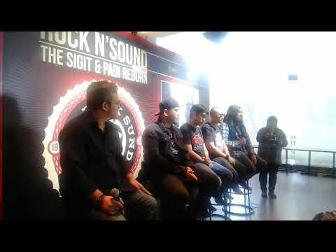Press conference Taking Back Sunday konser di Jakarta Mp3