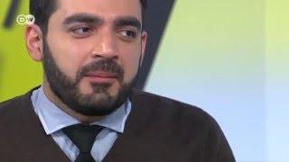 أحمد البشير: أتمنى تقديم برنامجي من شارع الرشيد بحرية | #شباب_توك