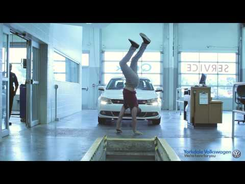 Reason #24 // Our Quick-Lube Bay // Yorkdale Volkswagen // ft. James 'BBoy Superman'