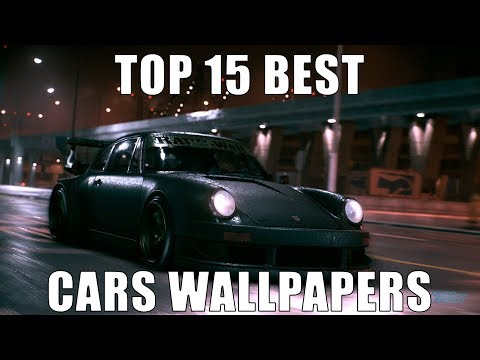 TOP 15 BEST CARS WALLPAPERS FOR WALLPAPER ENGINE