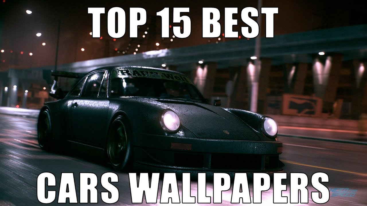 Top 15 Best Cars Wallpapers For Wallpaper Engine Youtube