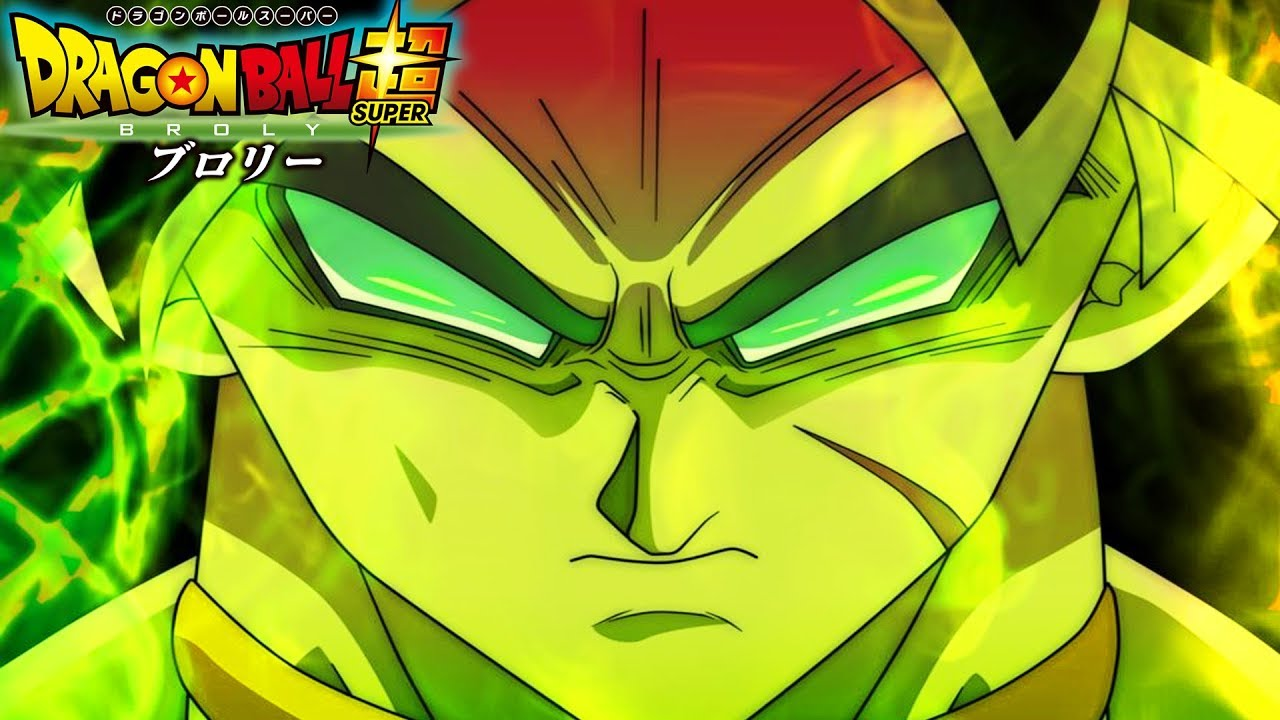 NEW Dragon Ball Super Broly Movie Coming To Theaters In January 2019!