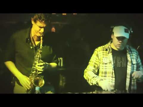 SAX N' HOUSE (Thon Soriedem & Fernando Dauwe) MOVE FLORIPA (Teaser)
