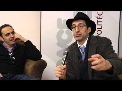 Entrevista con Bruno Bichir en onceTV y su programa yo solo se que no he cenado