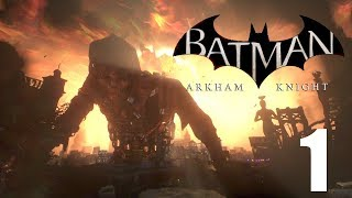 Batman: Arkham Knight - Scarecrow Nightmare Challenge 1