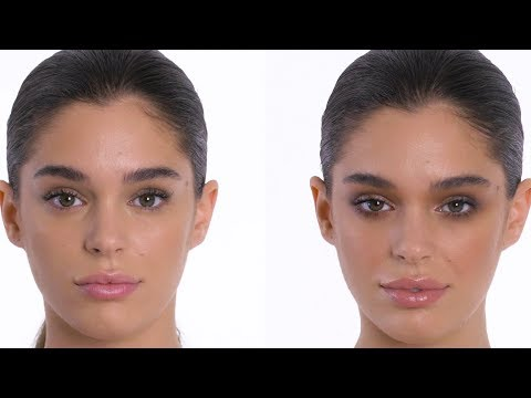 HOW-TO: DESERT GOLD AND SHIMMERING SMOKY EYES I M·A·C Tutorial