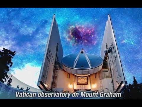"""AT THE DOOR""~Vision Vatican Telescope~7 planets~THE GREAT DECEPTION NEAR???"