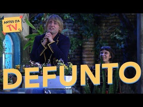 Defunto - Paulo Gustavo + Katiuscia Canoro - A Vila - Humor Multishow