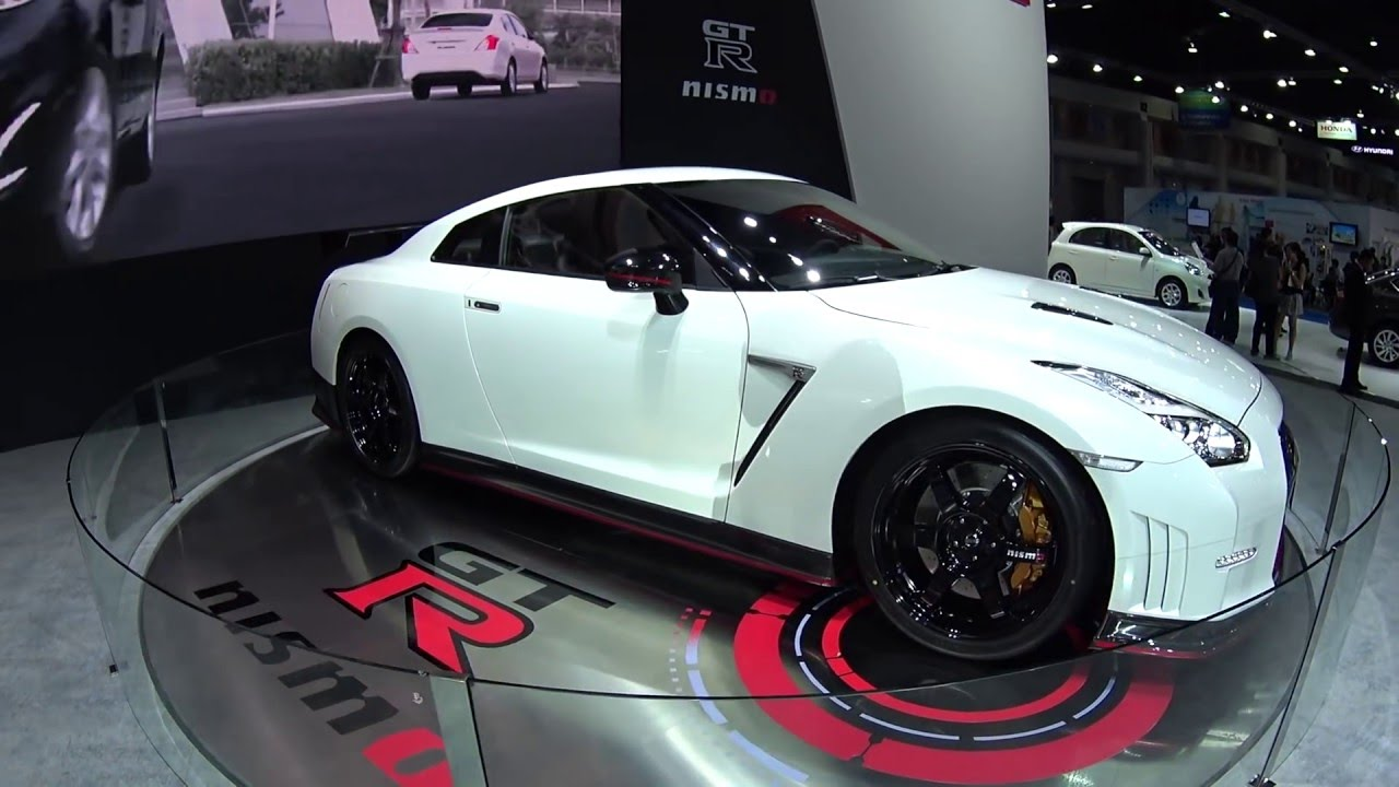 All New 2016 2017 Nissan Gtr Aka Zilla Nismo Tuned 600 Hp 3 8 Liter Official Video You
