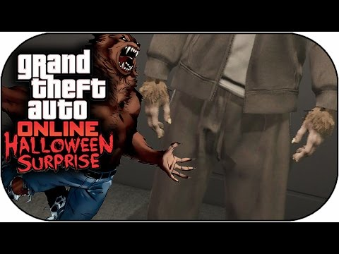 GTA 5 Online - How To Get RARE & SECRET Warewolf Gloves Online! (GTA 5 Glitches)