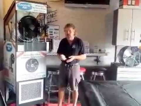 Quiet Cool Vs Centricair Whole House Fan Man Explains