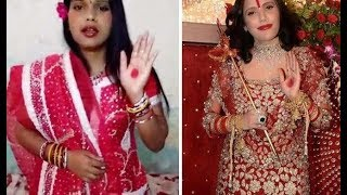 राधे मां को टक्कर देने इस लड़की ने किया ऐसा डांस, देखकर उड़ा देगे होश   jmd news update  