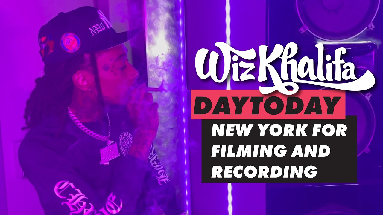 Download Wiz Khalifa - DayToday - New York for filming and recording