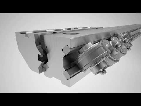Franke Linearsysteme aus Aluminium / Franke Aluminium Linear Systems