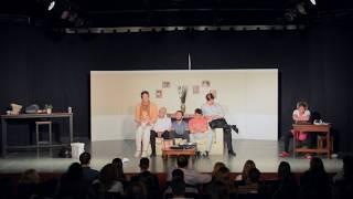 Trailer de la obra teatral Broders