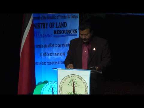 Land for the Landless -  May 21. 2014 - Trinidad & Tobago