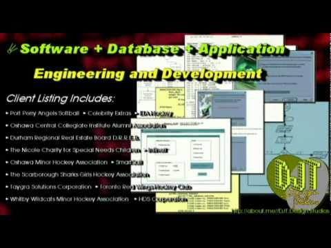 Software, Application and Database Engineering and Production