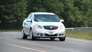 2012 Buick Verano review | Consumer Reports