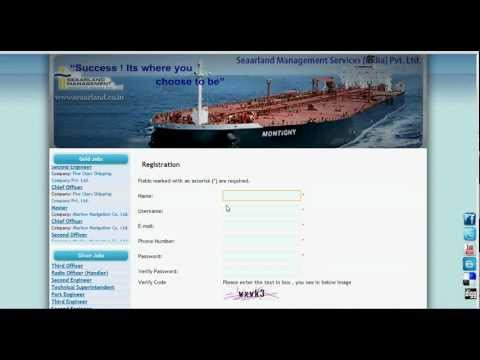 Merchant Navy | Marine Agency Registration