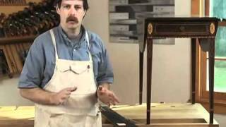 Preview of Fundamentals of Inlay: Making Ornamental Bandings With Steve Latta