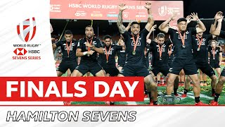HIGHLIGHTS | Men's action from finals day in Hamilton