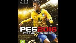 Pes 16 Gameplay ( PC ) 720HD