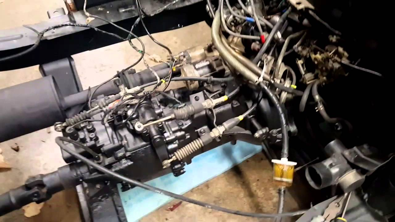 1988 suzuki carry db71t engine timing question - youtube