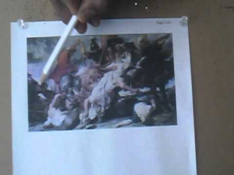 Paul Rubens: Renniassnance Artist Exposed For Ancient Genetic Manipulation Sequence In His Art