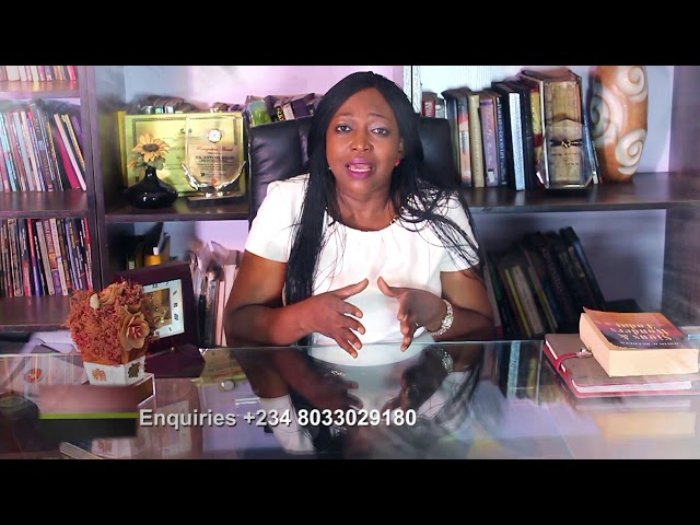 understanding the dynamic  of marriage prt 1  by lucy okoh