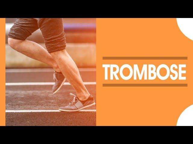 Trombose: causas e sintomas