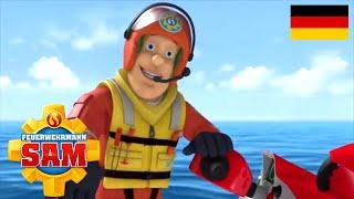 Feuerwehrmann Sam Deutsch Neue Folgen | Sam Wasserrettung | Zeichentrick für Kinder