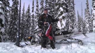 Avalanche Realities Snowmobiler TV show Part 2