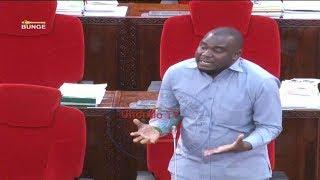 Kilichosababisha Mbunge Bobali kutaka kumwaga machozi Bungeni