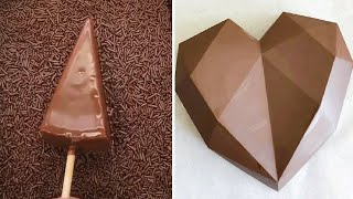 So Yummy Chocolate Cake Compilation 😍 How to Make Cake Decorating Ideas 💓 Perfect Cake Recipes смотреть онлайн в хорошем качестве - VIDEOOO