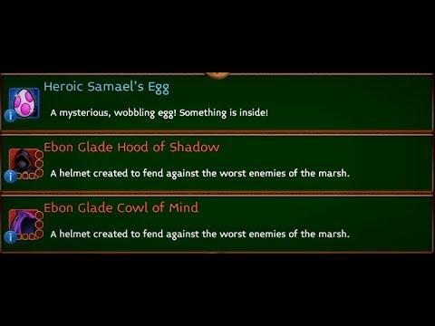 Arcane Legends Opening Up 20 Locked Crates