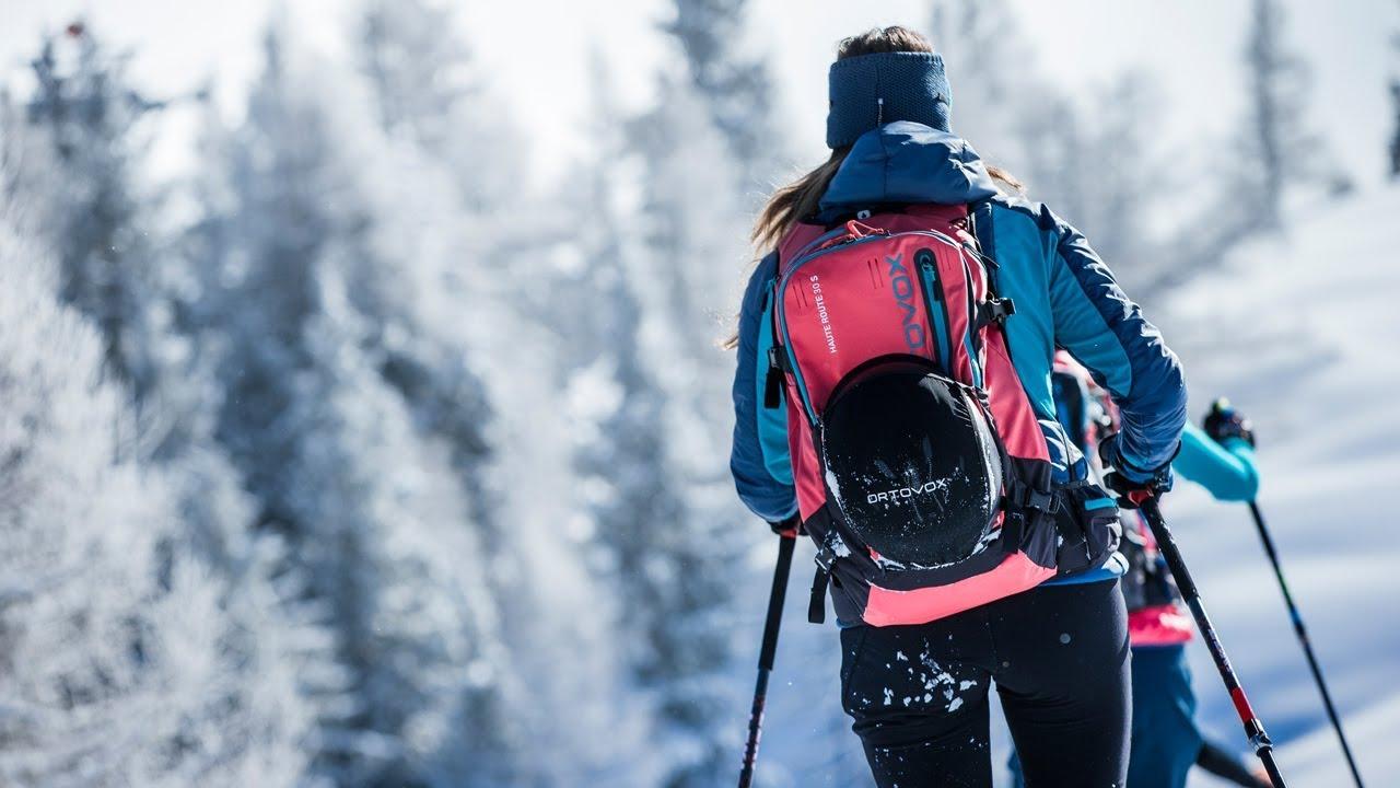 7b4a8e230367 HAUTE ROUTE Ski Touring Backpacks (ENG)