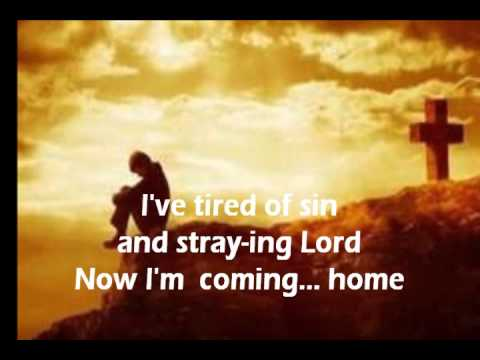 Lord, I'm coming home-Hymn Song by Kevin Inthaly