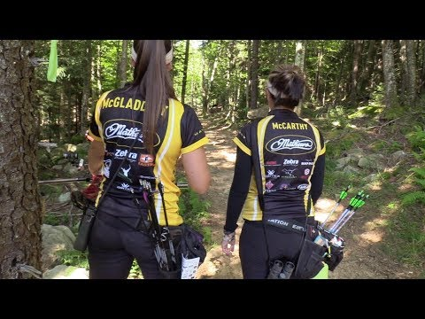 2019 IBO Worlds Womens Final 10 Targets